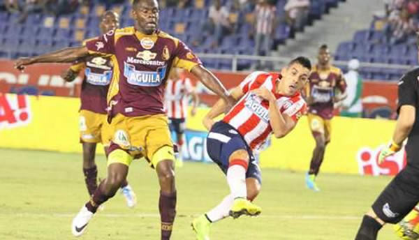 tolima junior en vivo 2015