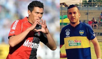 delanteros tolima 2016