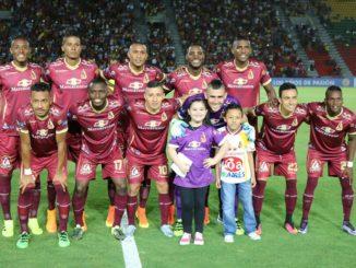 Imagen tomada Club Deportes Tolima.