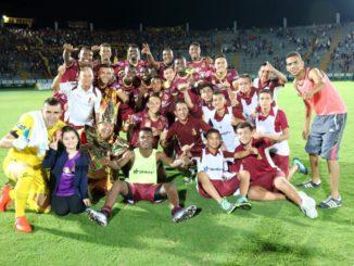 Imagen tomada Club Deportes Tolima, cuenta oficial.
