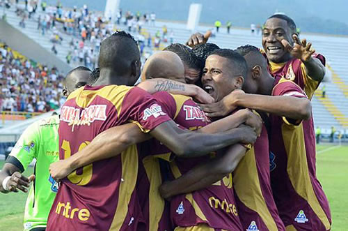 tolima junior liga aguila