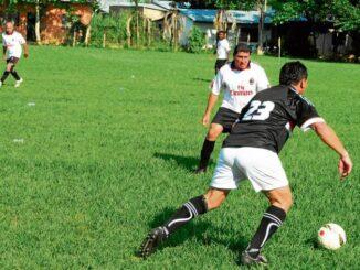 futbol recreativo