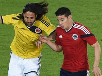 yepes y james seleccion colombia